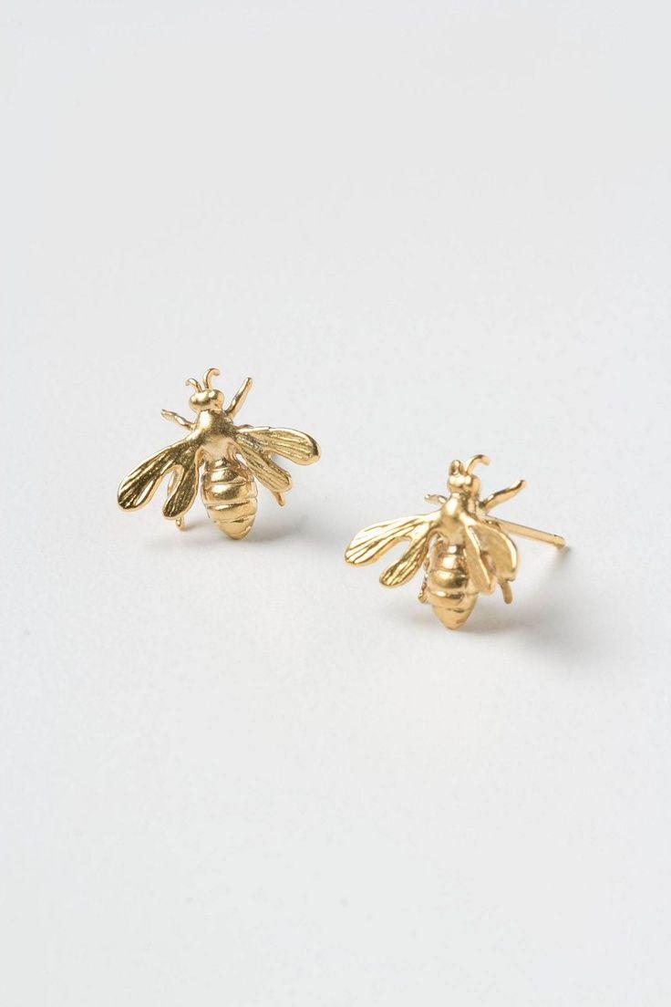 Cutie Bee Earrings
