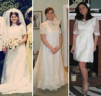 59 Best Old Bridal Gowns Redone Images On Pinterest