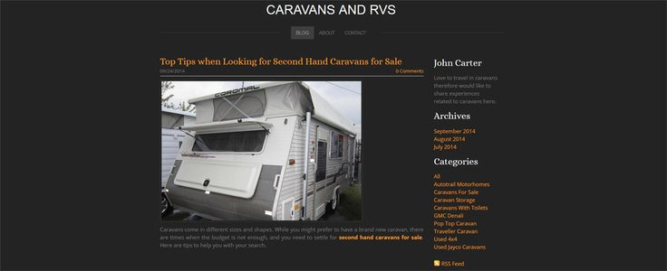 http://coffeepotgaming.weebly.com/blog/-top-tips-when-looking-for-second-hand-caravans-for-sale Second Hand Caravans for Sale Here are some of the top tips when you are looking for second hand caravans for sale.