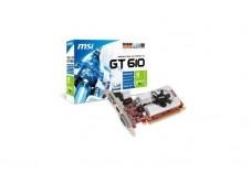 Carte mere msi N610GT-MD2GD3/LP carte graphique - gf gt 610