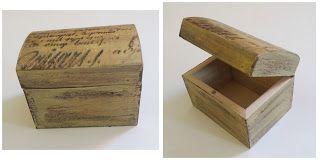 Μελινοποίητο ...Βαλιοφόρετο: Και τι κουτί-κουτί... μα τι κουτί-κουτί!