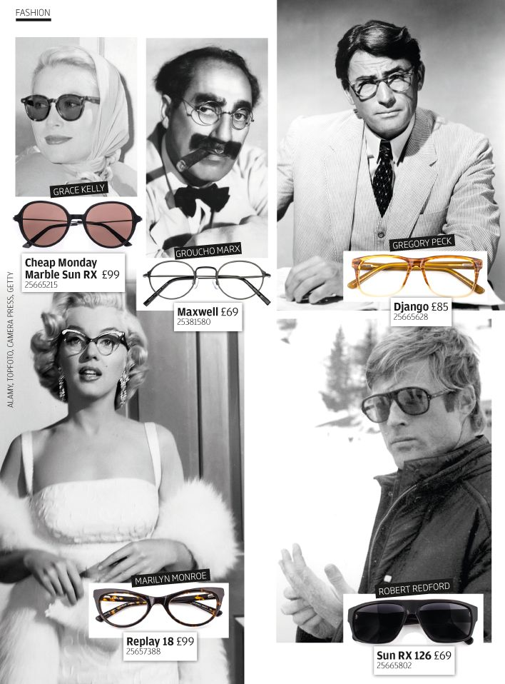 Celebrity style icons