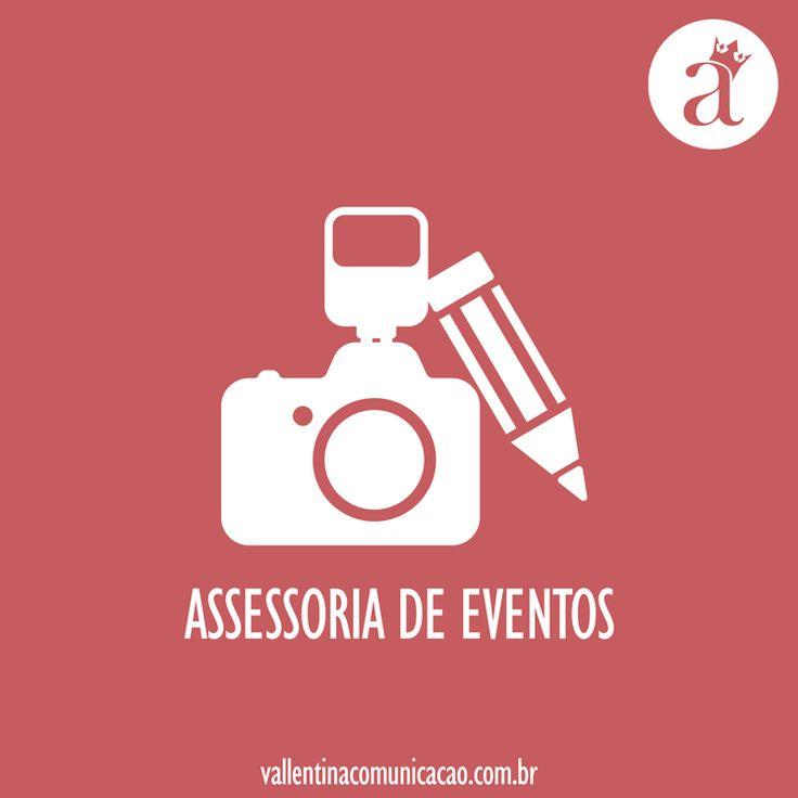 Auxílio na produção geral de eventos corporativos  Desenvolvimento de conteúdo escrito  Cobertura fotográfica
