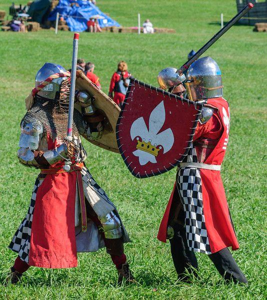 """""""Chequey!!"""" Field Battle - kyleandrews"""