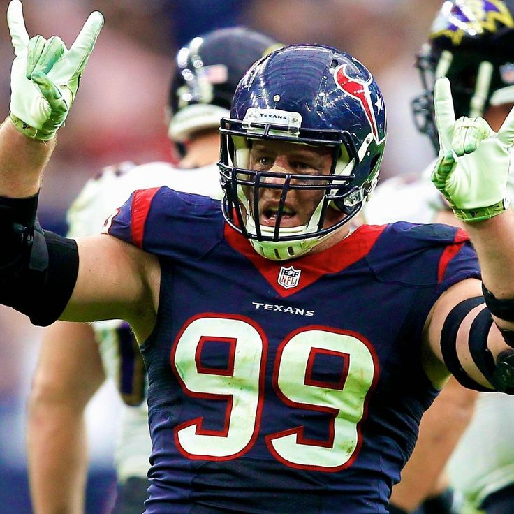 The  Houston Texans  appear to be a team on the verge of playoff contention, and defensive lineman  J.J. Watt  may have accelerated the process Tuesday by agreeing to a restructured contract...