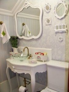 Molduras de Resina para Espelho Provençal