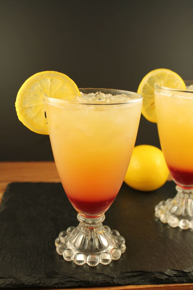 Check out pom tequila sunrise cocktails it 39 s so easy to for Easy drinks with tequila