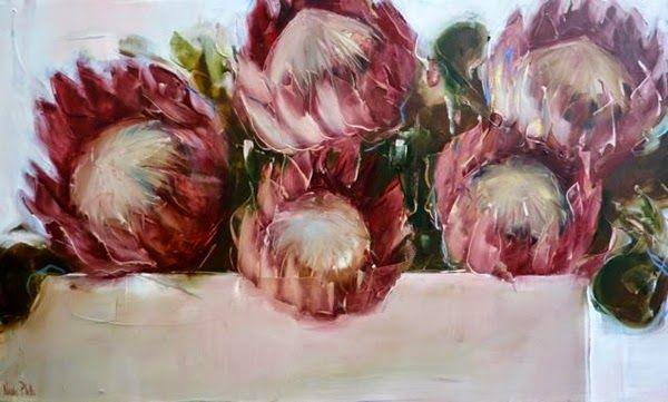 Nicole Pletts: Proteas