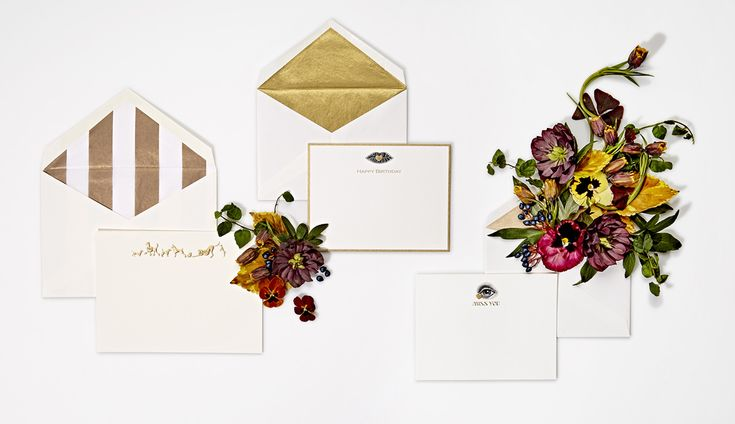Graduations, spring birthdays, weddings, bridal showers, garden parties—Occasion Season is upon us, and with that, countless reasons for a hand-written note. Luckily, Connor's latest collection has you covered.