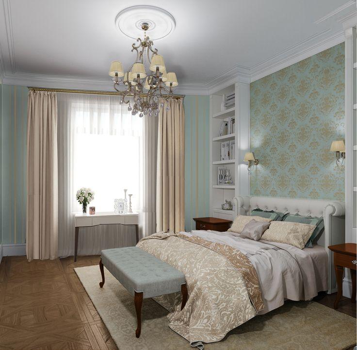 Высокие белые двери, книжные стеллажи, шторы в пол  если в вашей квартире или доме низкие потолки, будьте уверены это не надолго...
