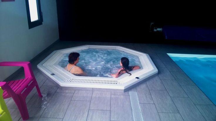 Camping Saint Jean de Monts- Vendée - piscine couverte- spa -