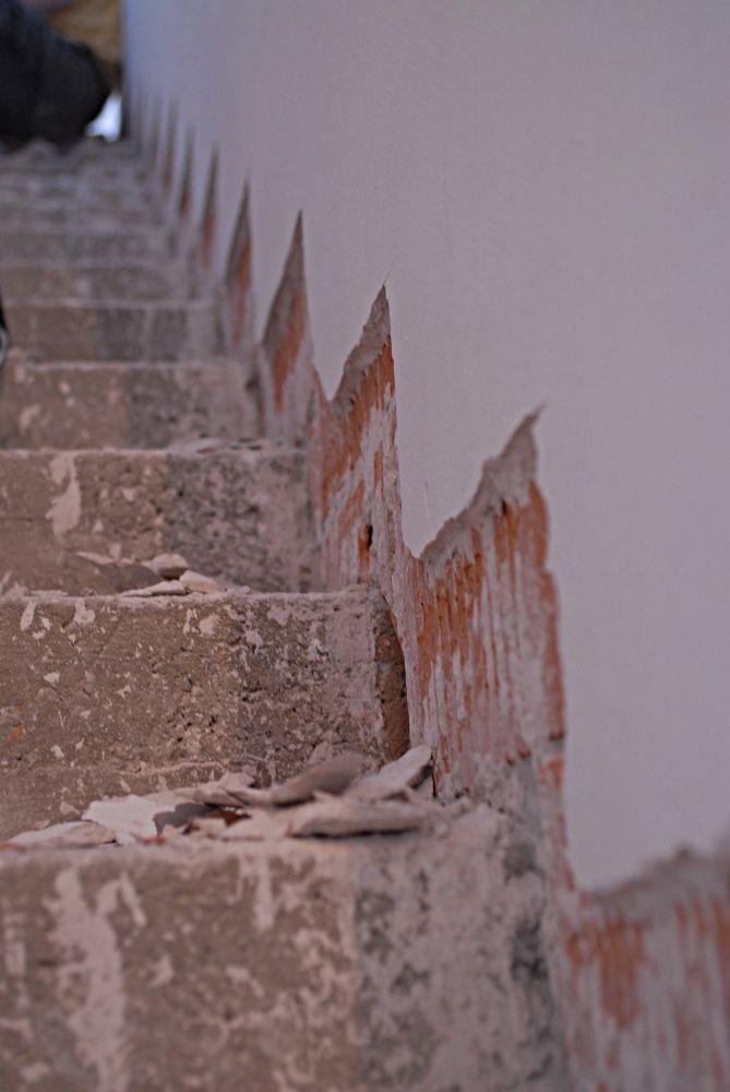 Granit als Treppenbelag selbst verlegt. Bauanleitung zum selber...