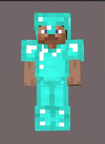 how to put armour on in minecraft