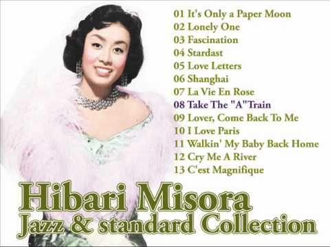 Hibari Misora Jazz & Standard Collection Vol.I