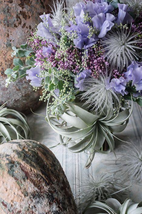 花嫁を花と撮ること