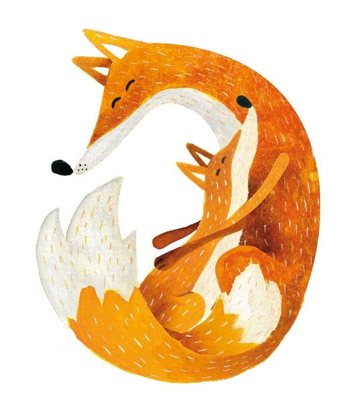 Carmen Saldana Good Illustration