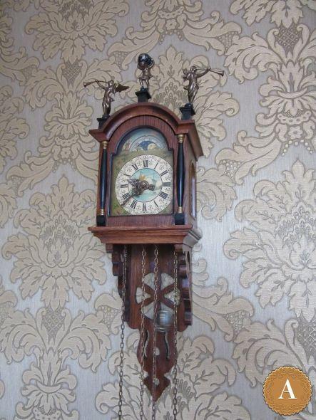 Часы настенные. Германия 1950 гг.