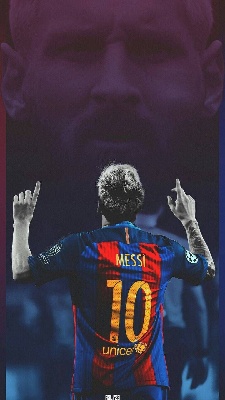 Lionel Messi 2017 Image On Hd Wallpaper Messi Pinterest Messi