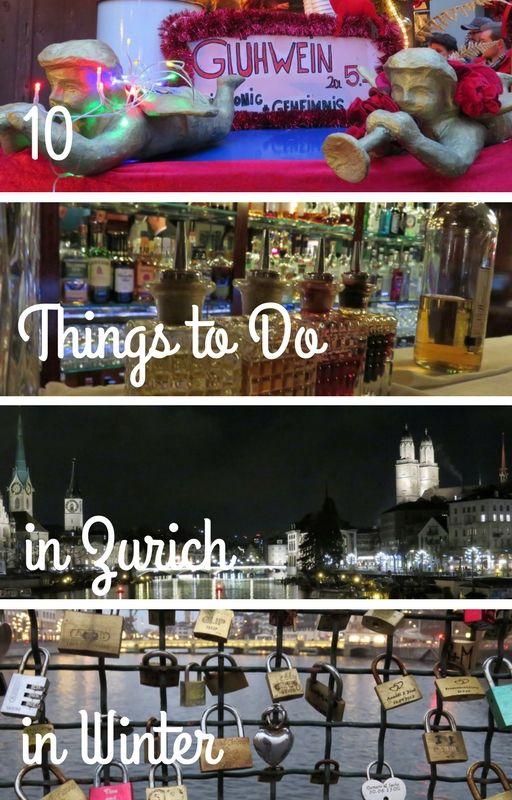 Ten Things to Do in Zurich in Winter   Sidewalk Safari