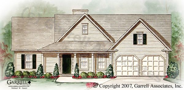 Tyler plan 97205 empty nester house plans one for Luxury empty nester house plans