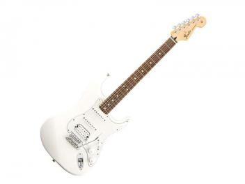 Guitarra Elétrica Fender Stratocaster Standard HSS - Artic White