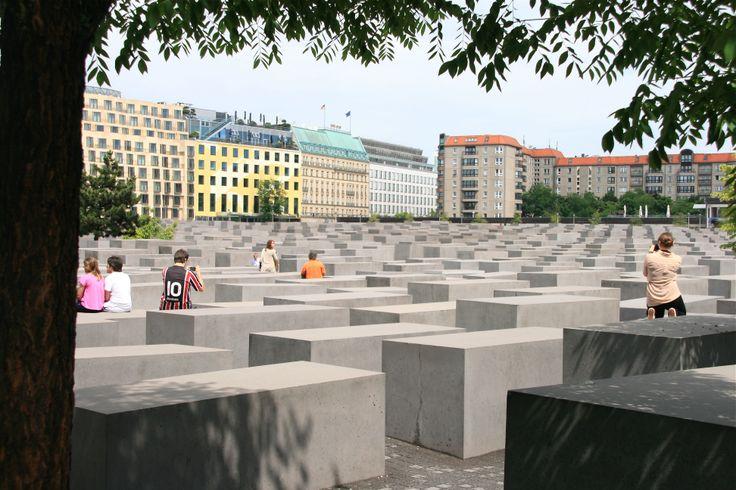 Holocaust monument, Berlin