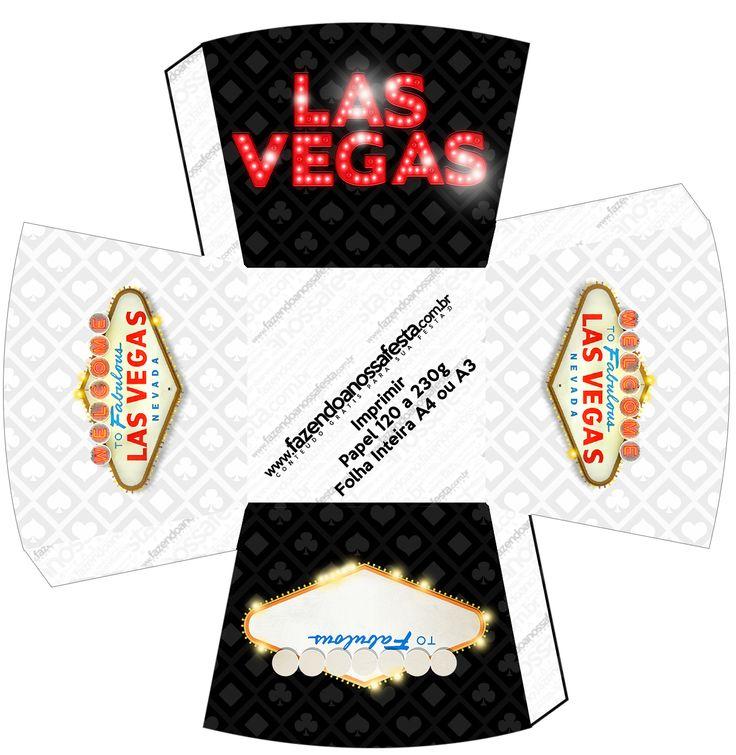 Chachepot Kit Festa Las Vegas Poker