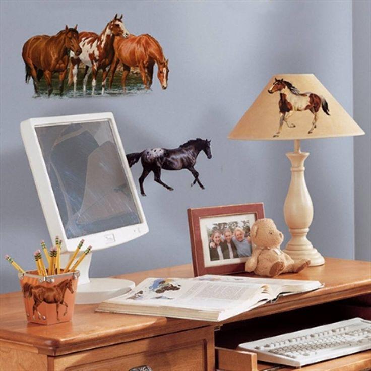 kinderkamer decoratie paarden | Kinderkamer Ideeën
