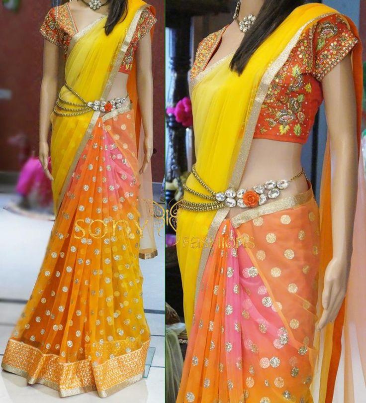 sony reddy sari