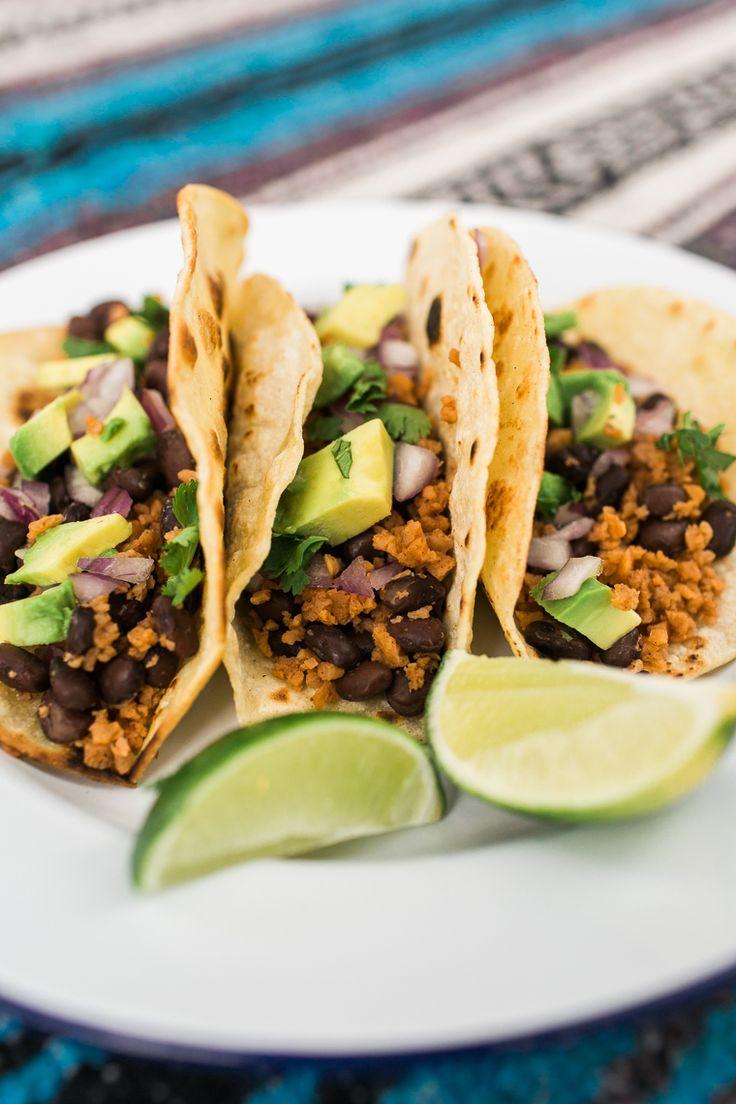 78 best camp recipes dinner images on pinterest 5 ingredient vegan tacos forumfinder Choice Image