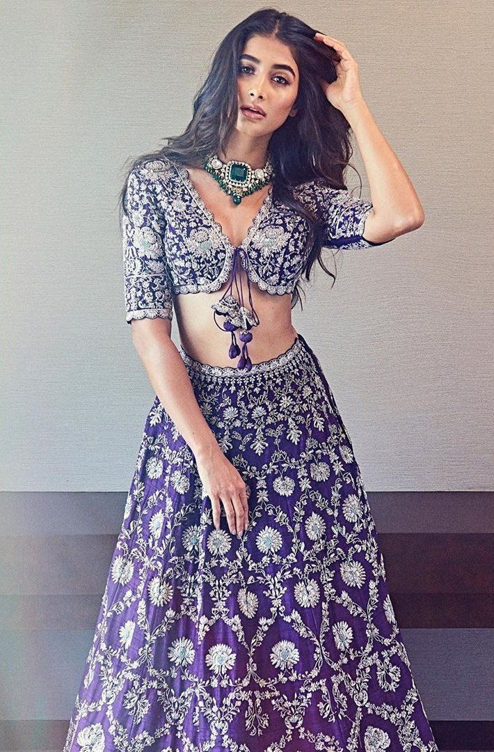 Pooja Hegde Biography Height Weight Age Family Remuneration Bollywood Dress Indian Designer Outfits