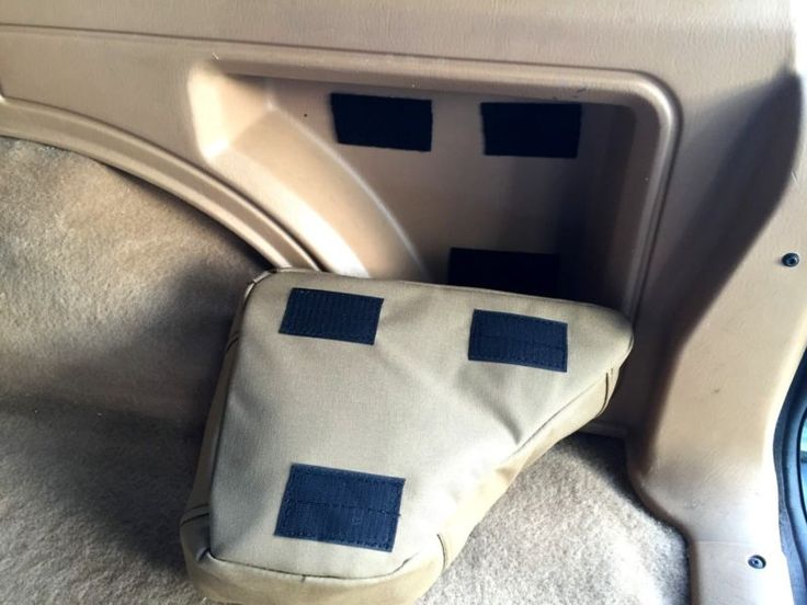 Jeep cherokee xj parts rear storage bag cherokee bags and storage for Jeep cherokee xj interior accessories