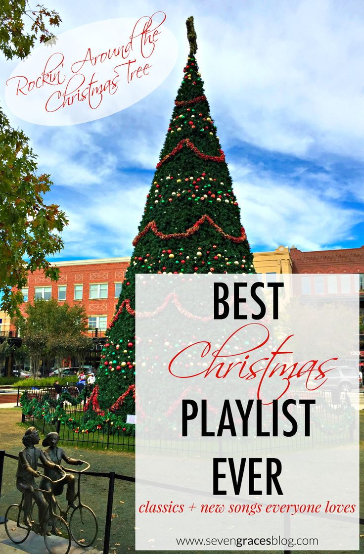 The Best Christmas Playlist Ever! All the classic and new songs you know and love. Easy listening Christmas songs the whole family can enjoy.