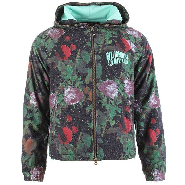 Billionaire Boys Club All Floral Galaxy Jacket - Black