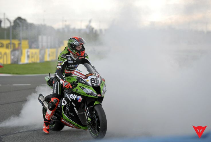 Tom Sykes in Action - 2013 World Superbike season