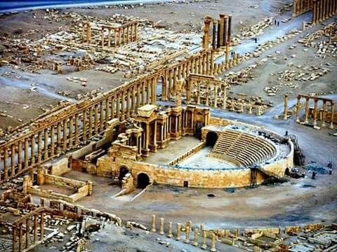 Palmira,Siria