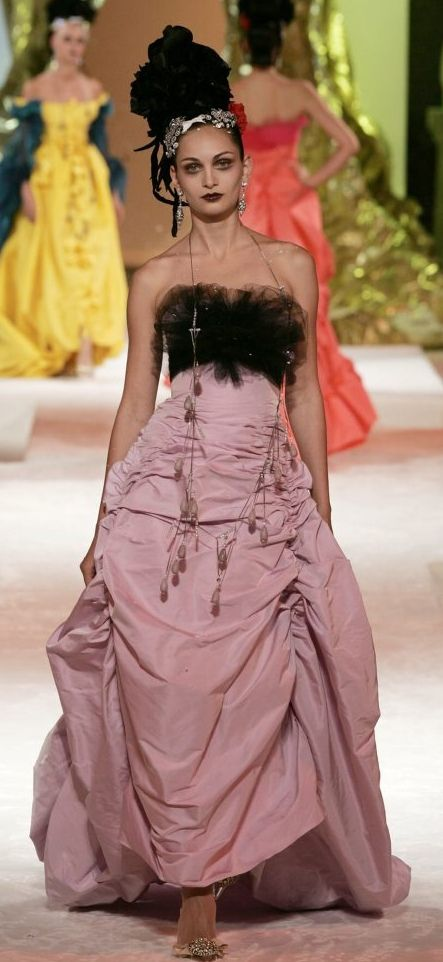 2005 Christian Lacroix - Couture Fall