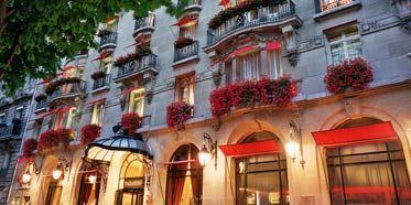 Hotel Plaza Athenee — Paris, France