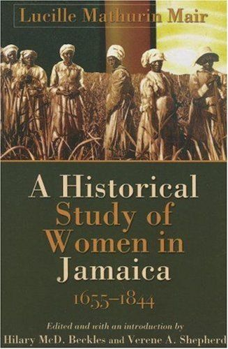Amazon.com: A Historical Study of Women in Jamaica, 1655-1844 (Caribbean History) A Histor...: Movies & TV