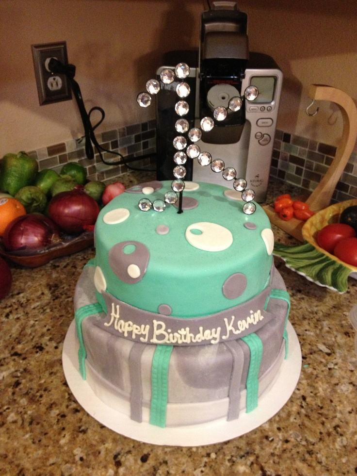 Teen Birthday Cake Gotta have heart Pinterest