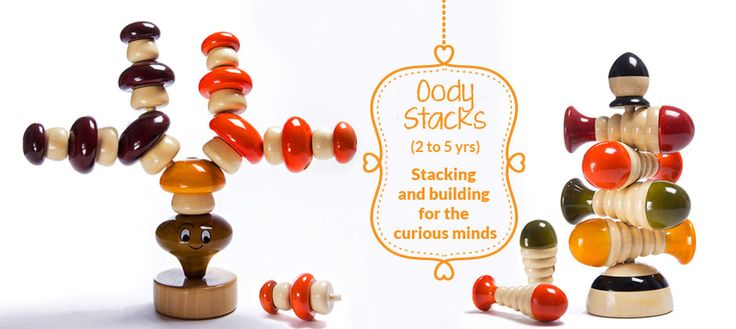 Oody Stackers