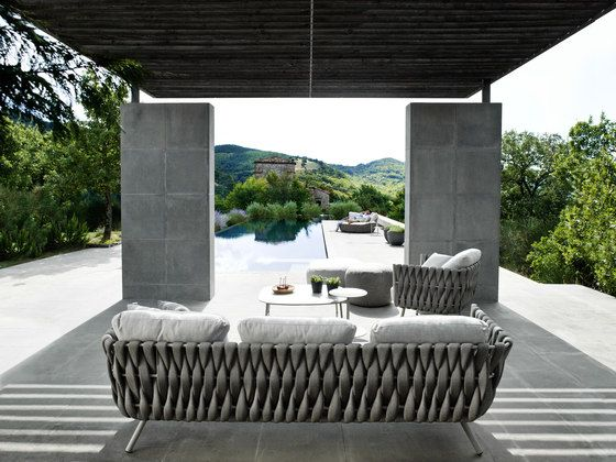 Sofas de jardin | Tosca Sofa | Tribù | Monica Armani. Check it out on Architonic