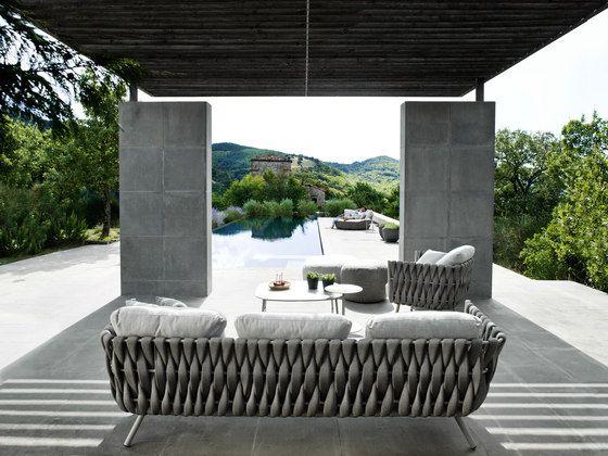 Sofas de jardin | Tosca Sofa | Tribù | Monica Armani. Check it out on Architonic