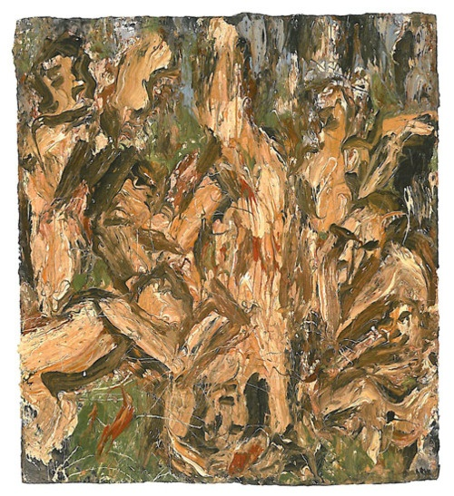 Leon Kossoff (born 7 December, 1926) is a British expressionist painter, known for portraits, life drawings and cityscapes of London, England.