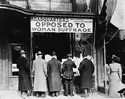 Sufrágio feminino – Wikipédia, a enciclopédia livre