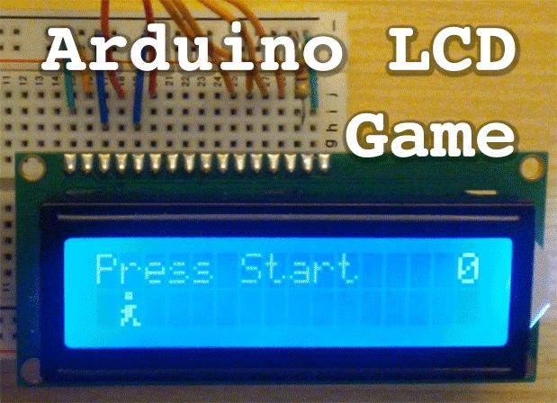 Picture of Arduino LCD Game