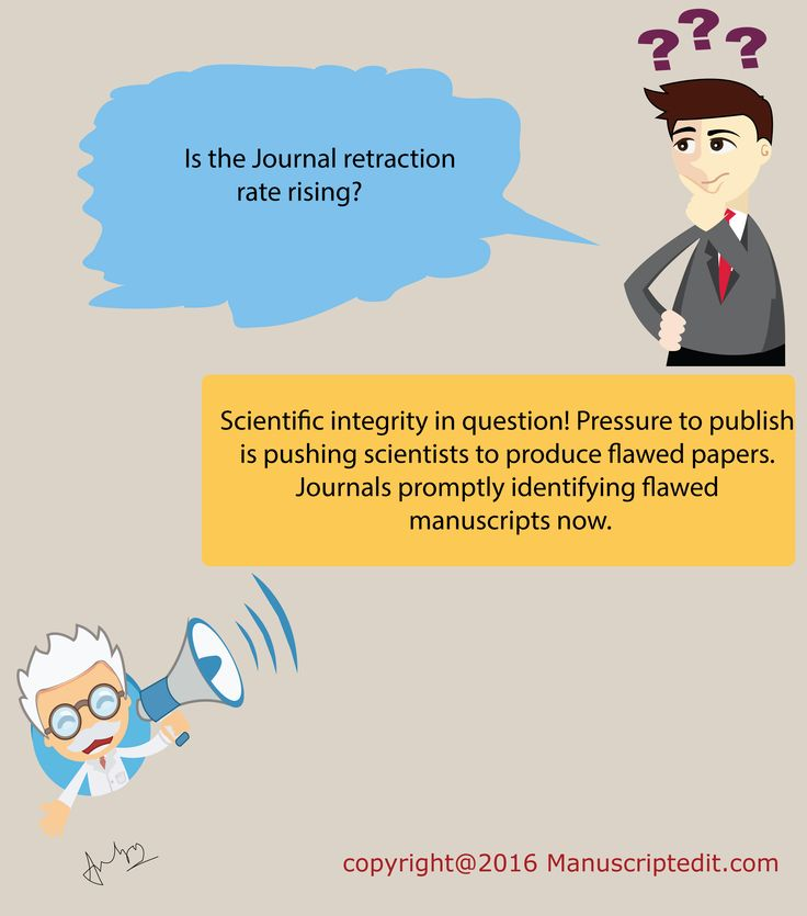 #‎Manuscriptedit‬ @ Is the ‪#‎Journal‬ retraction rate rising?  ‪#‎Scientific‬ integrity in question! Pressure to ‪#‎publish‬ is pushing scientists to produce flawed ‪#‎papers‬. Journals promptly identifying flawed manuscripts now.  #Manuscriptedit ‪#‎post‬ : bit.ly/1NvtPEX