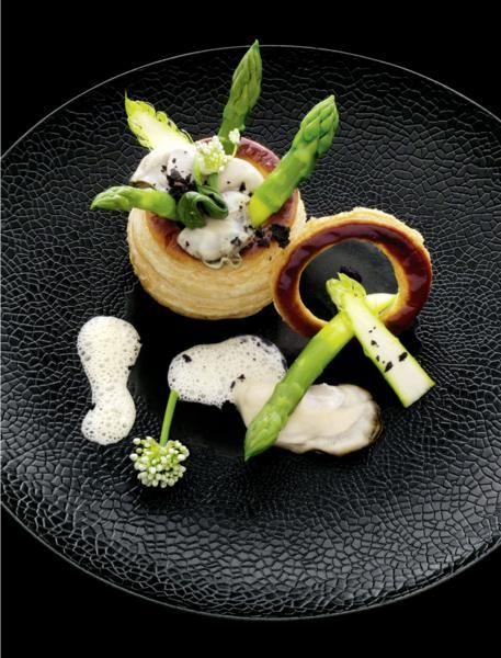 """Eric Briffard Restaurant """"Le Cinq"""" Paris"""
