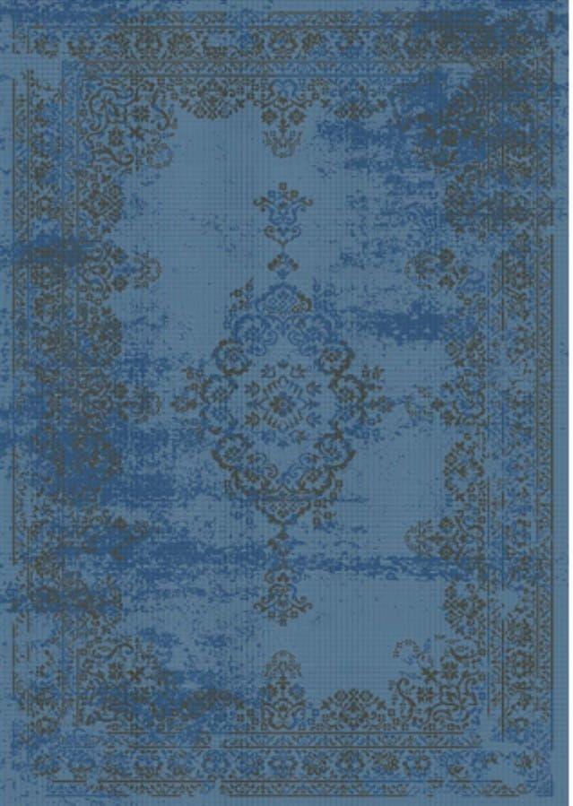 Dywan Vivid Vintage 120x170 Niebieski Roomzone In 2021 Bohemian Rug Decor Rugs