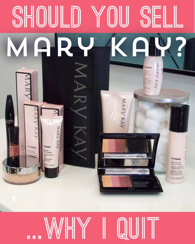 A look at what it takes to succeed at selling Mary Kay products, and why direct sales might not be the right move for you, even if you're only looking to do it as a side hustle.